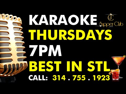Best Karaoke in Saint Louis MO
