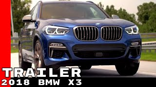 New 2018 BMW X3 Commercial Trailer