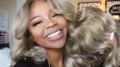Quick & Easy Ash Blonde  ONE PRODUCT ONLY  10 Minute Application ft AliPearl
