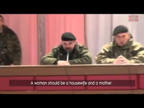 Putin's 'Russian Taliban' in Ukraine: Orthodox extremists accused of executions and threats to women