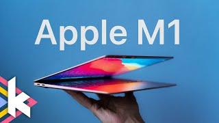 Ein Blick in die Zukunft: Apple M1 (review)