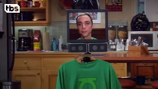 Mobile Virtual Presence Device | The Big Bang Theory | TBS