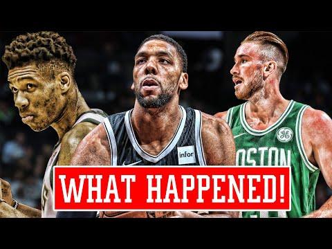 WHATS WRONG WITH JAHLIL OKAFOR?! GORDON HAYWARD IS RUNNING AGAIN! | NBA NEWS