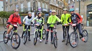 II Ruta BTT Ciudad de Pontevedra 2015 #2y3t