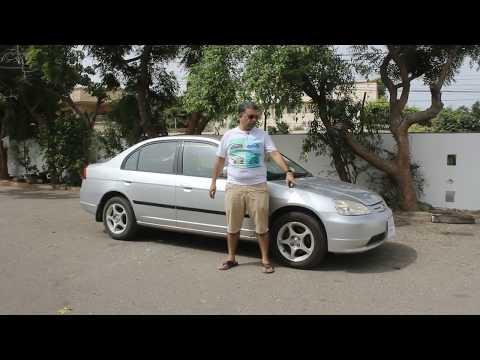 Official Review - Bamwheels - Honda Civic 2002 VTi - Last Old School Civic