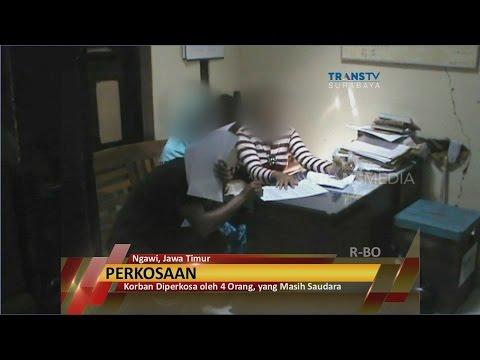 Biadab! Gadis 15 Tahun Diperkosa Sekeluarga Hingga Hamil