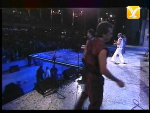 Los Auténticos Decadentes, Entregá el Marrón, Festival de Viña 2002