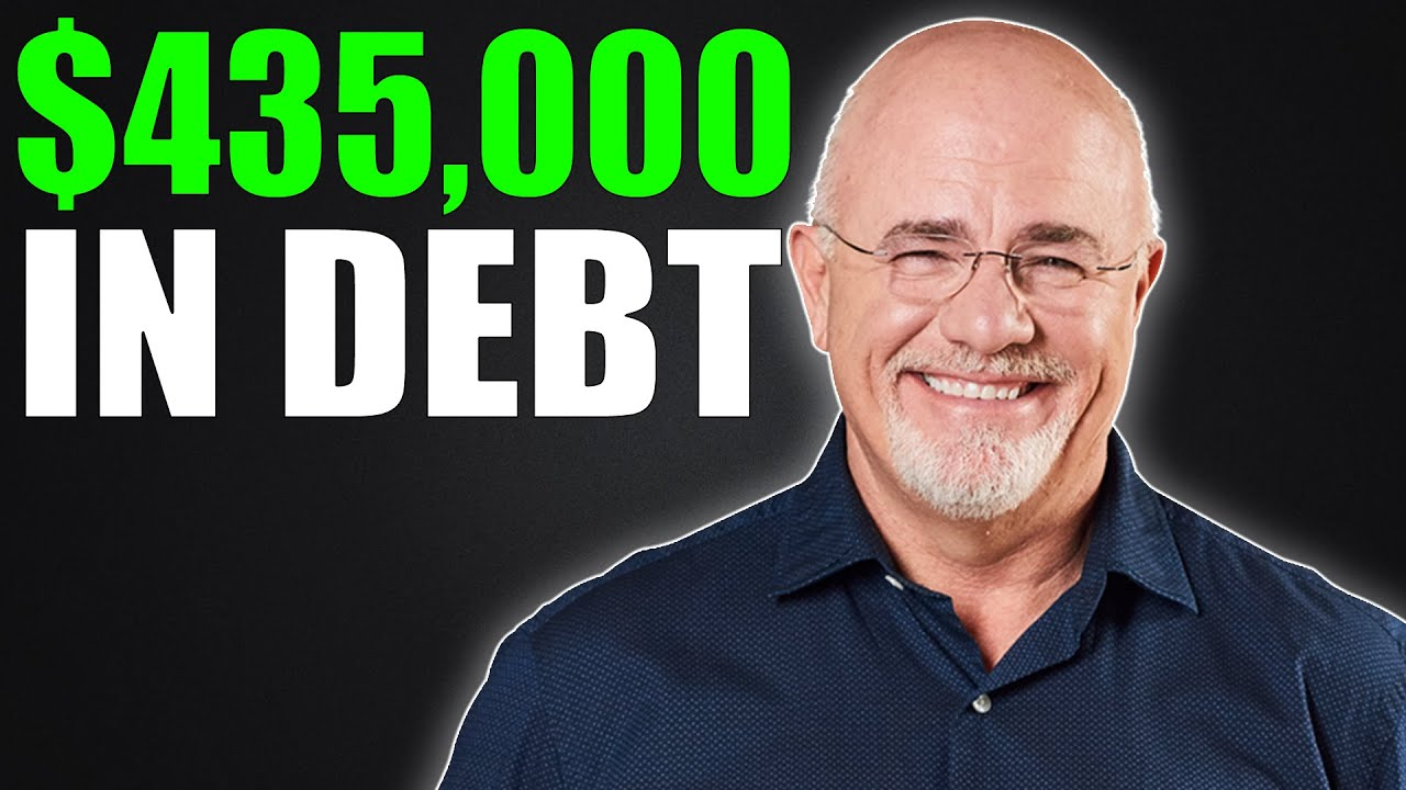 Dave Ramsey: $435,000 in STUDENT LOANS?!?