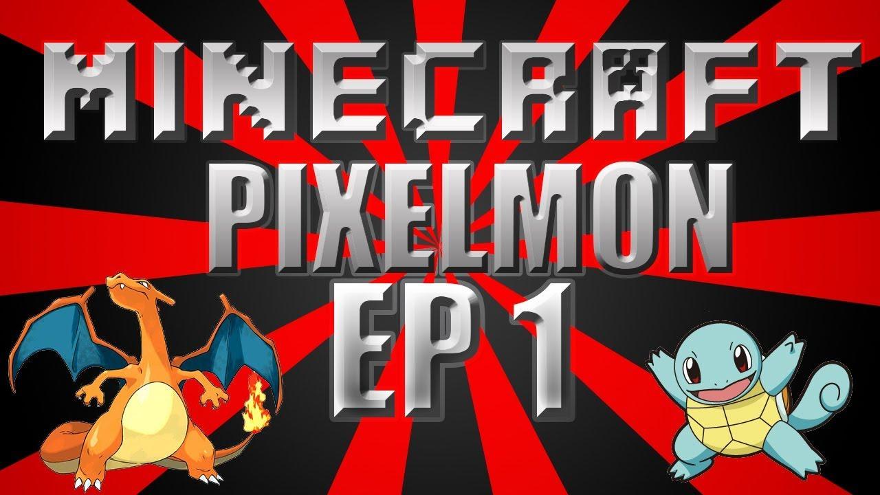 Pixelmon ep 1 charmander w josue youtube - Pixelmon ep 1 charmander ...