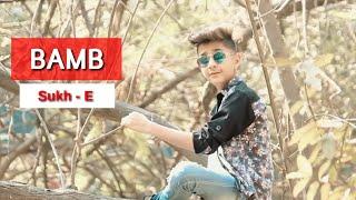 BAMB | SUKHE | BADSHAH, LATEST PUNJABI SONGS 2018 | JR CREATION