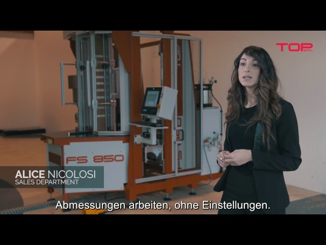 Cnc machine XSite Deutsch