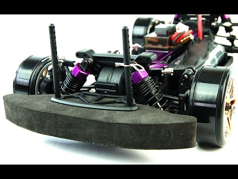 HSP 1/10  Drift Car Review