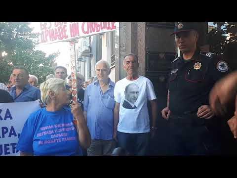 Podgorica: Suđenje u slučaju 'državni udar'