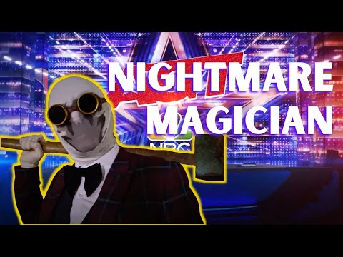 Klek Entos Performance   Magician Reacts   Are Reality Shows on TV Real or Fake   Is He David Stone?