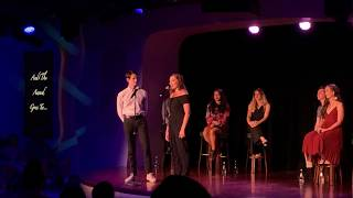 Something to Believe In - Disney Wonder Cabaret
