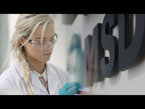 How to grow your pharmaceutical career at MSD