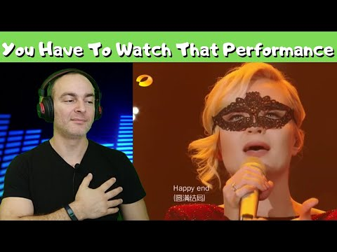 Polina Gagarina - The End Of The Play | Спектакль окончен  波琳娜 Singer 2019 EP8 歌手2019 REACTION 🇮🇱