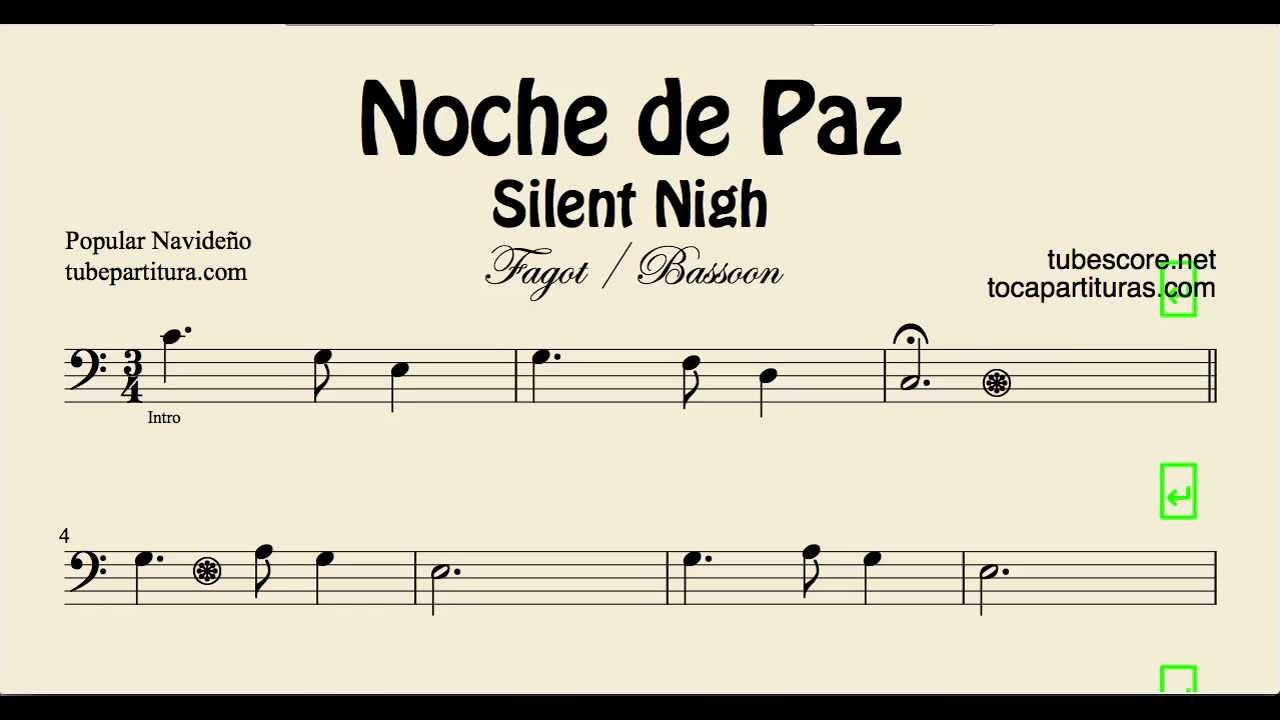 Image Result For Youtube Music Silent Night