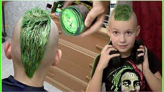 Смотреть видео что делает мята с волосами