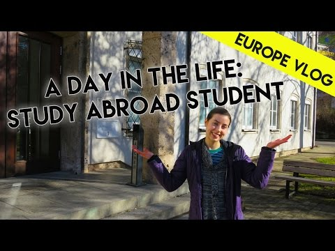 Day in the Life: Study Abroad Student, Tübingen | Europe Vlog 6