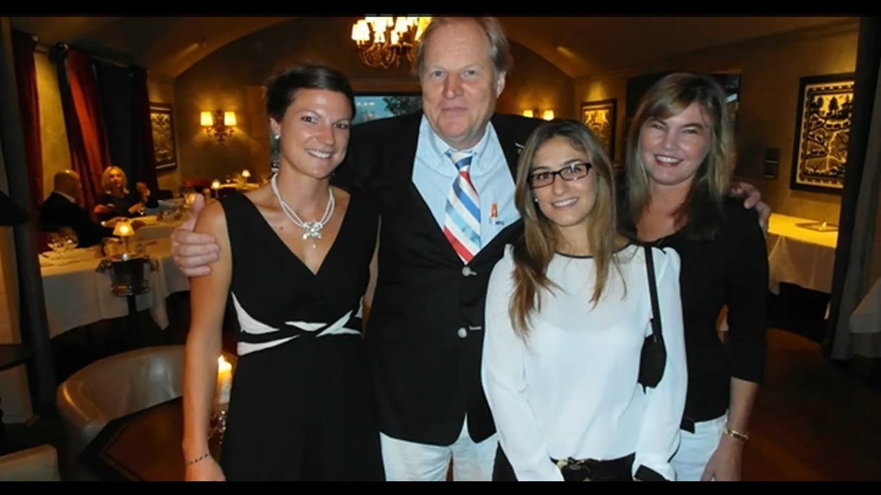 Gstaad Palace Roy Emerson Tennis Week 2012
