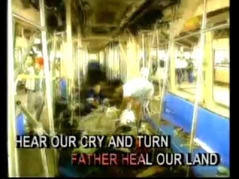 Jamie Rivera - Heal our Land (Karaoke)