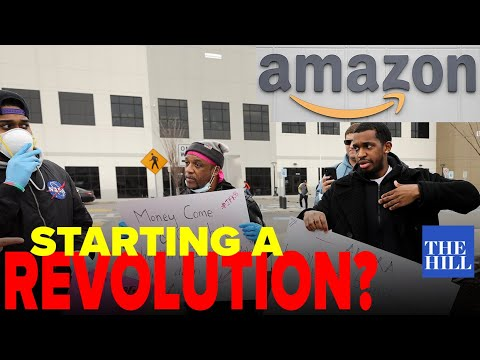 Fired Amazon worker: I may have started a revolution
