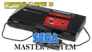 Retro Core 5 - Vol:24 - Sega Master System