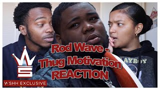 Rod Wave - Thug Motivation (Official Music Video) REACTION