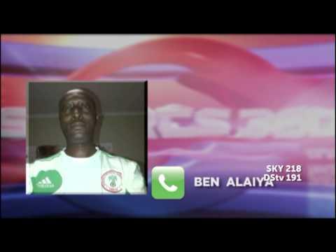 Ben Alaiya, speaks to Voxafrica's Sports 360 about Nigeria's win over Malawi in Calabar