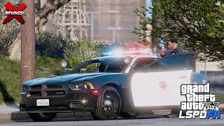 GTA 5 LSPDFR Police Mod - LAPD After Dark - Road to 3K