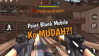 Bocah NOOB Main Point Blank! || Point Blank Mobile