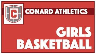 Conard Athletics - Girls Basketball vs. Bloomfield