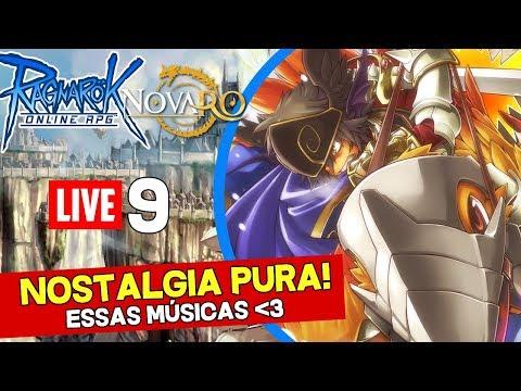 Ragnarok Online (Servidor Private NovaRO) Ao vivo #9