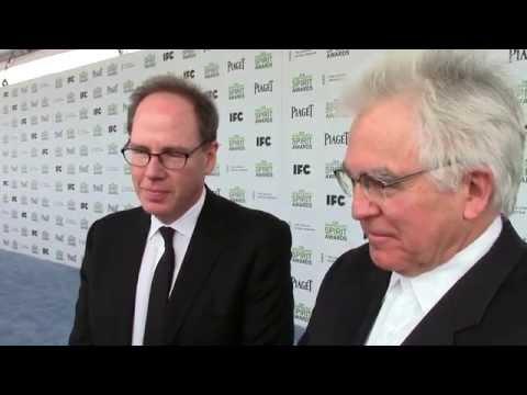 2014 Spirit Awards - Carpet Chat with Albert Berger & Ron Yerxa