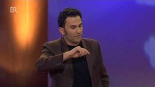 Fatih Çevikkollu beim Aschermittwoch der Kabarettisten 2010