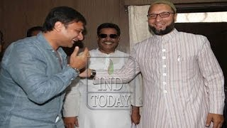 MIM retains all seven seats | MIM won all seven seats celebrations and rallies | Hyderabad MP