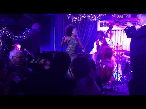 Sy Smith & Chris Botti - La Belle Dame Sans Regrets - Blue Note 12/15/2014