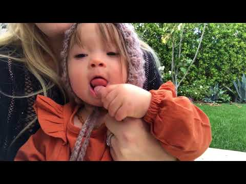 Adalines Daily ASL // DOWN SYNDROME VLOG