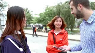 Khảo sát trình độ tiếng Anh của Sinh viên Việt Nam.