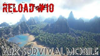 Ark Survival Mobile #25 полное прохождение игры часть 10