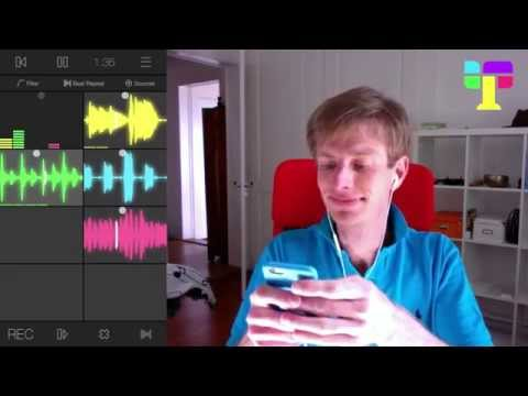 LoopTree - A vocal and instrumental looper for iOS