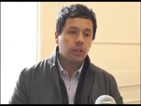 Entrevistando a Nicolás Román Alzerreca