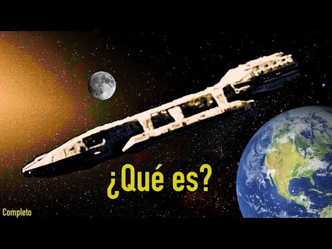Resultado de imagen de Una gran nave extraterrestre ha llegado a la Tierra