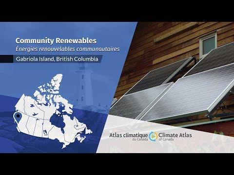 Community Renewables: Supporting solar energy on Gabriola Island