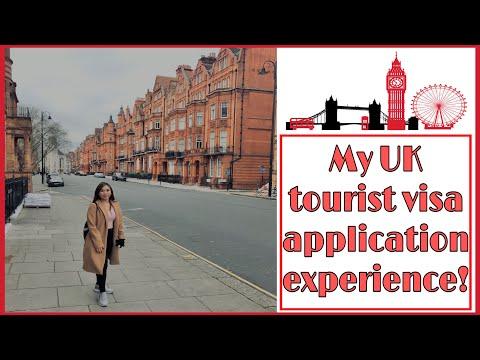 MY UK TOURIST