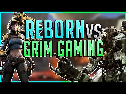 Hollow and Blood Cast! - Reborn VS Grim Gaming - PCL - Paragon [Open Beta]