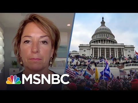 Carol Leonnig: Trump Gleefully' Watched Supporters Charge The Capitol