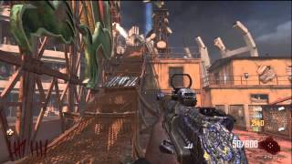 Black Ops 2 Zombies Die Rise Easter Egg Part 1 (high Maintenance)