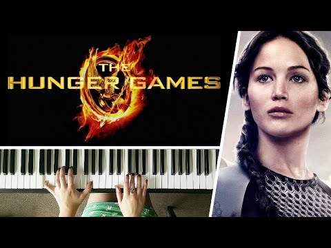 Horn Of Plenty from The Hunger Games - Piano Cover